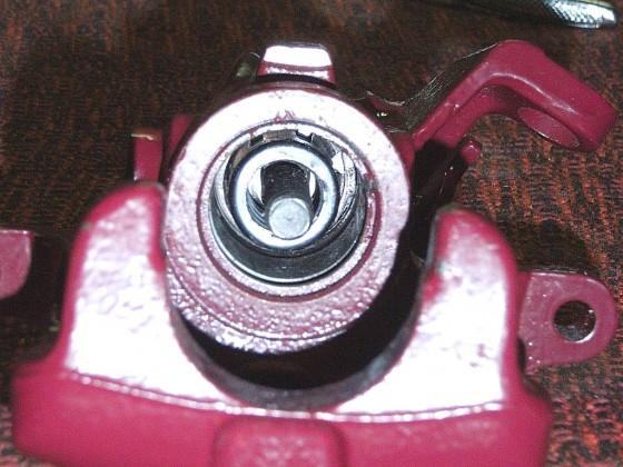 Bremsanlage überholen Bilder