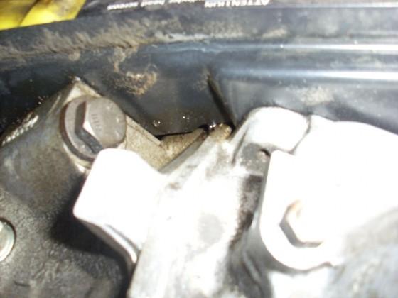Motor Uno Turbo sifft