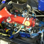 (22) Motor Anbauteilen