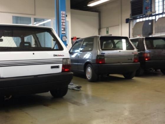 Uno Turbo MK1