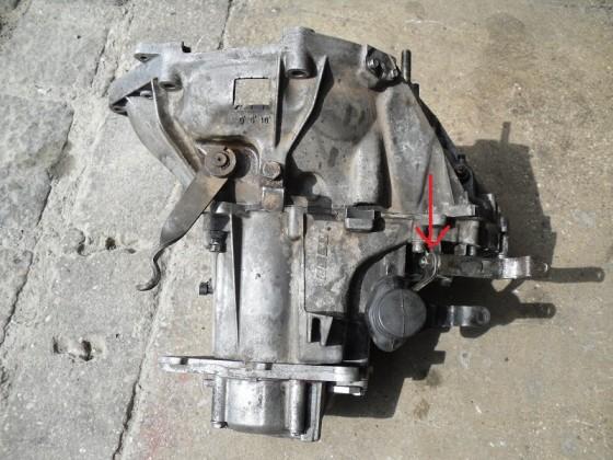 Getriebe 1,4 Racing