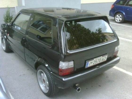 Uno turbo i.e. 2011